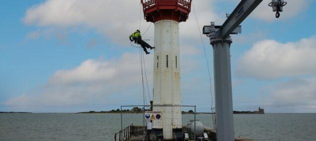 L'inspection des fondations en mer avec Altitude 44